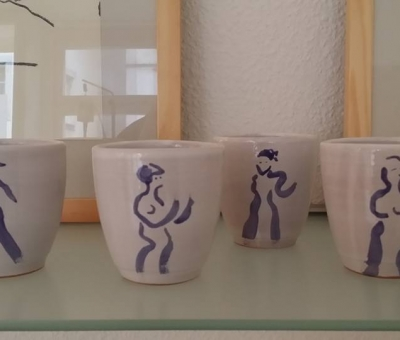 Kaffe- Teebecher von Helen Fliri