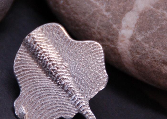 Asymmetrischer Ohrschmuck, mit Keshiperlen