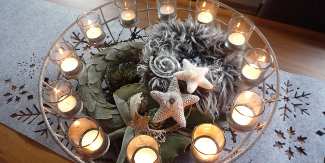 Donnerstag 17.12.2015, 18 – 21 Uhr Adventsapero