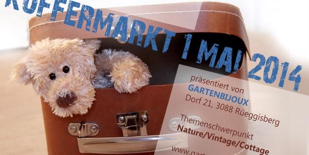 Im Koffermarktfieber!!